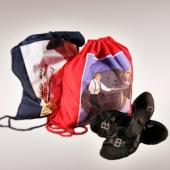 Сумка-рюкзак для сменной обуви
