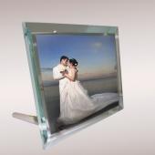 Фоторамка стеклянная